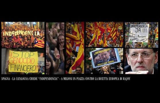 Spagna e Austerity - Catalogna