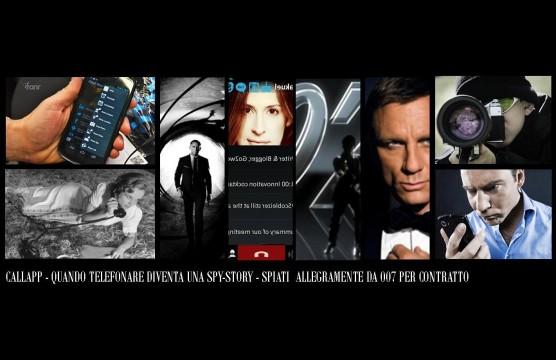 SPY STORY - 007