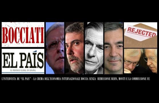 Krugman - Galbraith - El Pais