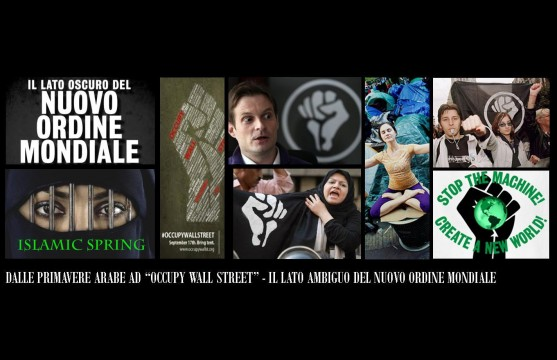 Occupy Wall Street - Otpor