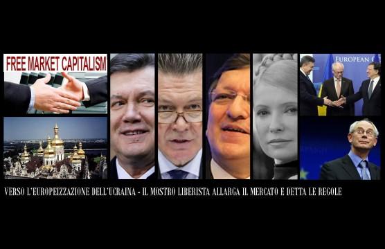 Ucraina - Verso il Libero Scambio con l'Ue