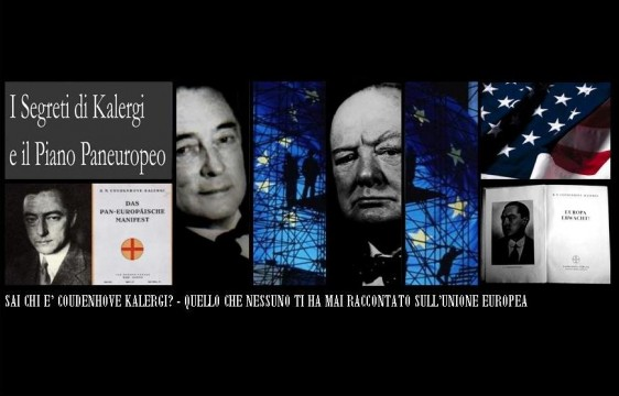 Churchill - Kalergi