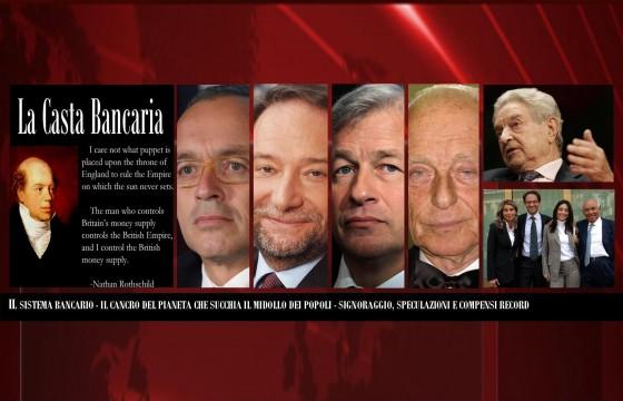 La Casta - MPS - JP MORGAN & Co