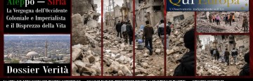 La Verità sulla Siria - L'Appello dei Cristiani di Aleppo