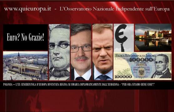 La fregatura Euro