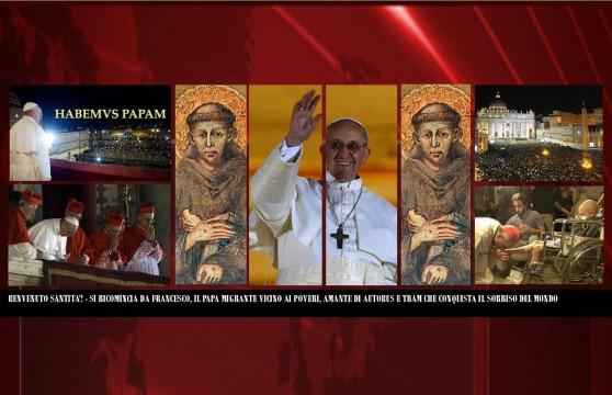Pope Francisco I