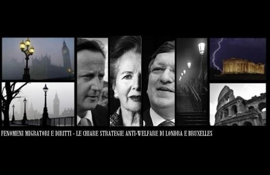 David Cameron e i Flussi Migratori