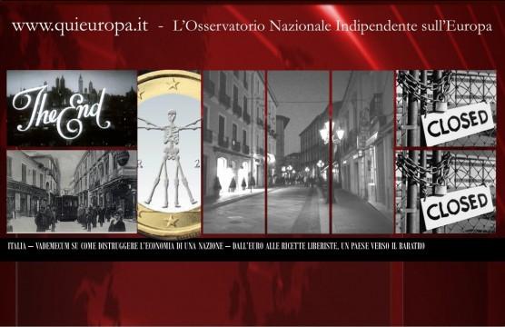 Italia - Liberismo ed Euro