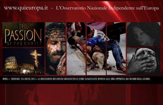 Syria - Ora Pro Siria - Via Crucis