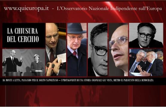 Il Governo Letta e la Colonia chiamata Italia