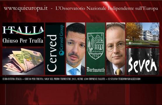 Cerved - Fallimento Imprese Italia