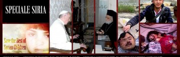 Crimes against Humanity - Syria - Papa Francesco meet Gregorious III