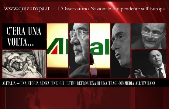 Alitalia - Una Storia Senza Fine