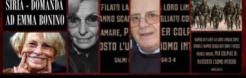 Emma Bonino e L'Imperialismo USA-NATO in Siria - Ora Pro Siria