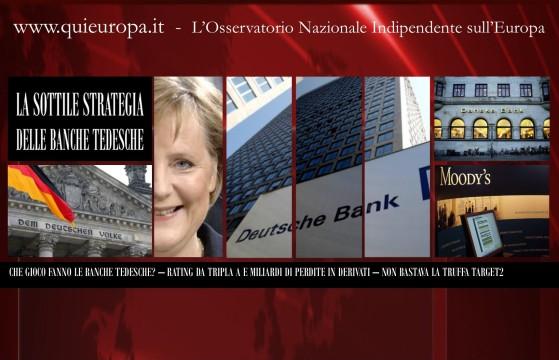 Il Gioco delle Banche Tedesche - Mario Borghezio