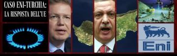 Ingerenze Turchia a Cipro - Caso ENI - Commissione europea