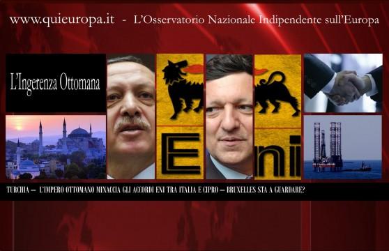 Risposta della Commissione europea - ENI, Turchia
