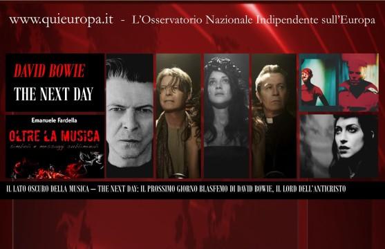 Oltre La Musica - David Bowie - The Next Day