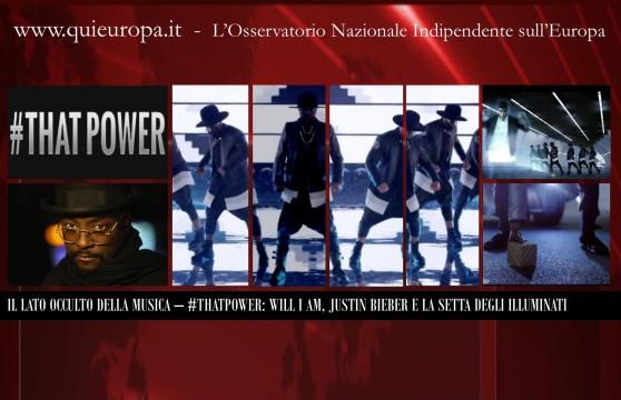 Oltre la Musica - #thatPower