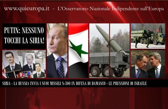 Putin - Assad