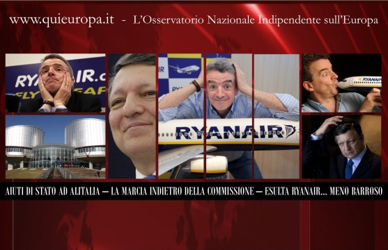 Ryanair, Manuel Barroso