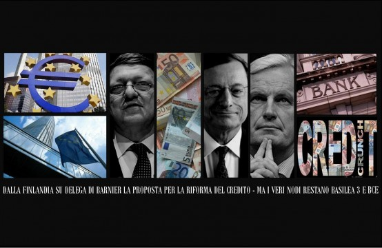 Basilea 3 - Credit Crunch