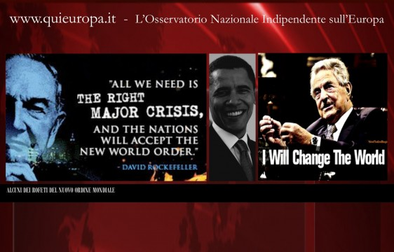 George Soros - NWO