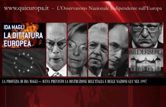 Ida Magli - Profezia Contro l'Europa