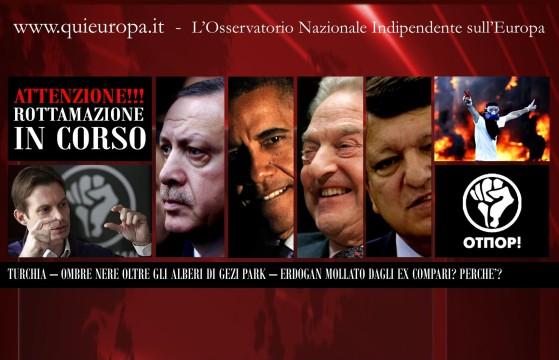 Otpor - Erdogan - Turkey