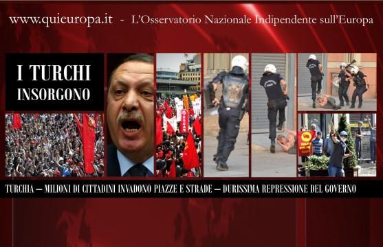 Scontri in Turchia - Morti e Feriti