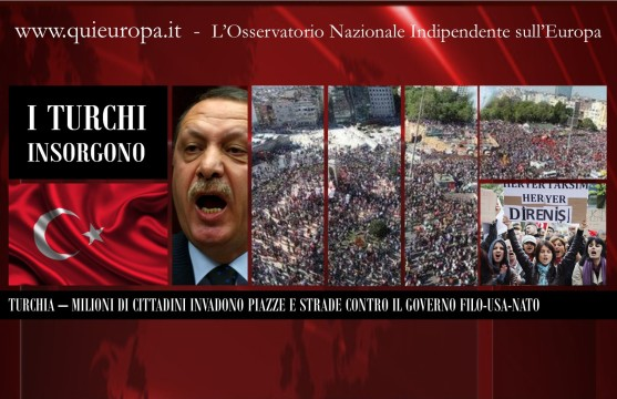 Turkey Insurrection - Freedom