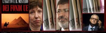 Egitto - Borghezio - Ashton - Mistero tra le Piramidi sui Fondi UE