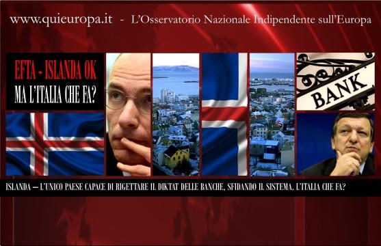 Islanda - EFTA - Banche