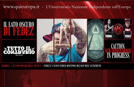 LATO OSCURO- FEDEZ FIBRA