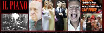 Lobby Gay - Papa Francesco difende la Famiglia