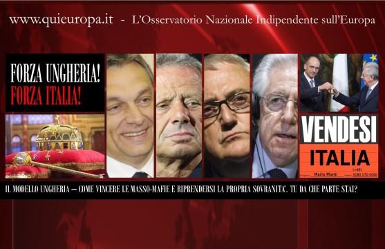 Modello Ungheria - Viktor Orban e la Riconquista della Sovranità Rubata