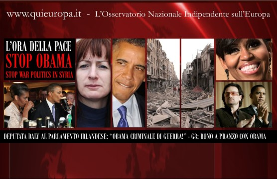 Obama - Bono Vox - U2