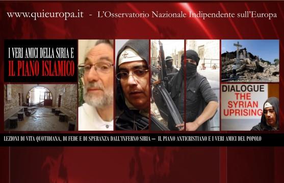 Qara - Testimonianze dall'Inferno Siriano - Padre Maes