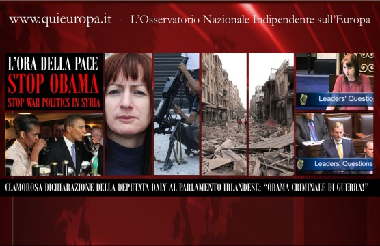Siria - Obama - Ireland G8
