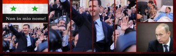 PEACE FOR SYRIA - ASSAD
