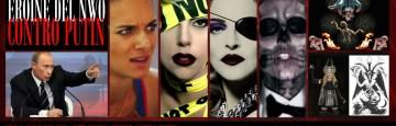 Putin - Isinbayeva - Madonna - Lady Gaga