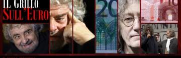 Beppe Grillo e l'Euro