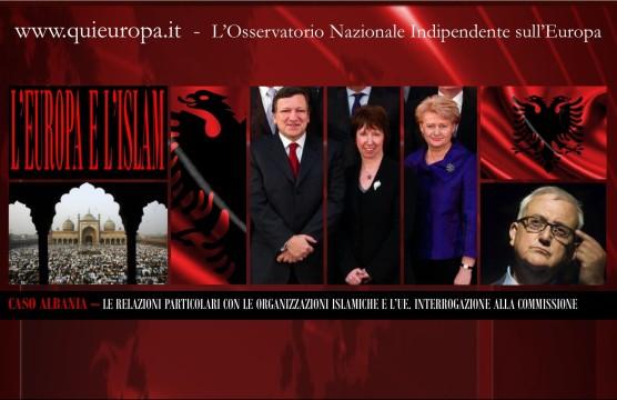 Borghezio Ue - Albania