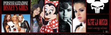 Disney e Perversione Sessuale - Disney's Girls