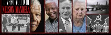 Il Vero Volto di Nelson Mandela