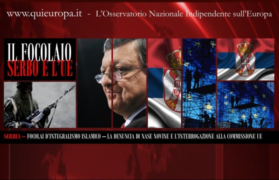 Integralismo islamico - serbia