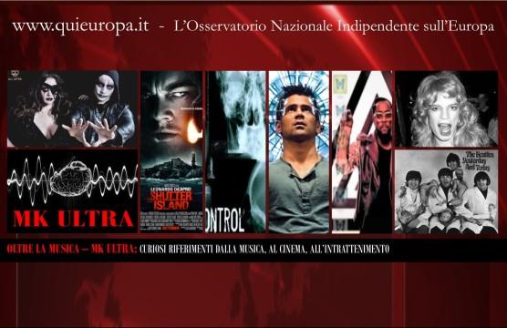 MK ULTRA - Music and Cinema