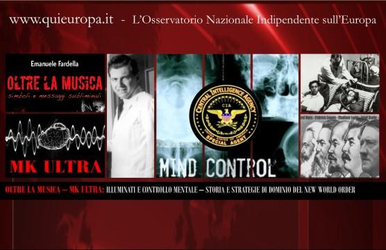 MK ULTRA - OLTRE LA MUSICA
