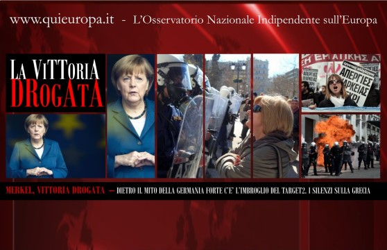 Merkel, Grecia
