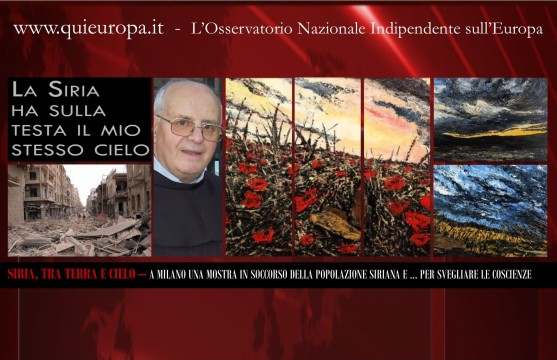 Mons Nazzaro - Siria - tra Terra e Cielo
